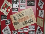 KHS Class of '86 memorabilia stand #2 (close-up).