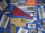KHS Class of '86 memorabilia stand #3 (close-up).