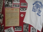 KHS Class of '86 memorabilia stand #5 (close-up).