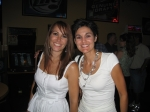 Monica Hackett (Sullivan) & Andrea DeShamps had the patrons on BWW seeing double trouble!